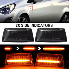 Dynamic LED Side Indicators Light For Vauxhall Opel Astra H J INSIGNIA LD2022