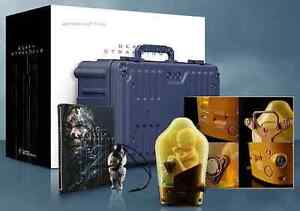 Death Stranding Collector's Edition BB Pod Figure PS4 Game Doll Case Set