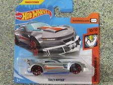 Hot Wheels 2018 # 155/365 Track Ripper PLATA HW Muscle Mania NUEVO Fundición
