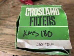 Oil Filter Spin On crosland 362 fits kubota kms180