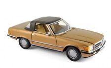 Norev 183514 Mercedes-Benz 300 SL 1986 - byzanzgold metallic 1:18