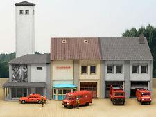 Bausatz Feuerwehrhalle 8009 NEU Spur N