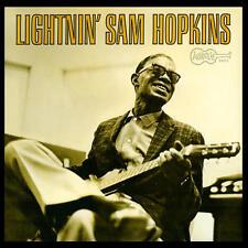 Lightnin' Sam Hopkins - Self Titled (s/t) LP REISSUE NEW LMTD EDITION GOLD VINYL