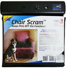 Chair Scram Sonic Dog/Cat Deterrent Repellent Mat