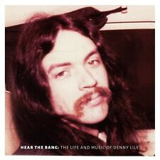 DENNY LILE - HEAR THE BANG (CD+DVD)  CD + DVD NEUF