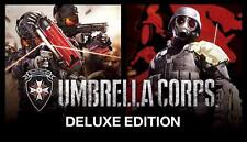 Umbrella Corps Deluxe PC Steam Code Key NEW Download Game Fast Region Free