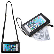 Phone Leather Mini Crossbody Bag Pouch Purse Wallet For Samsung Galaxy S20 Ultra