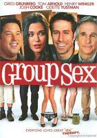 Group Sex (DVD, 2010), New, Henry Winkler, Tom Arnold, Odette Yustman