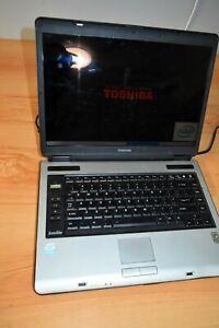 TOSHIBA  SATELLITE  A105  S2061  LAPTOP w/ WINDOWS  XP w/ OEM CHARGER - WORKING
