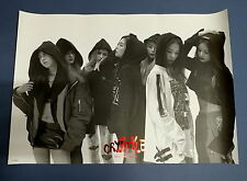 CLC - Crystyle  OFFICIAL POSTER *HARD TUBE CASE* K-POP