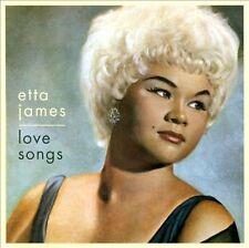 LOVE SONGS CD BY ETTA JAMES BRAND NEW SEALED