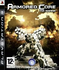 Armored Core: For Answer (PS3) - Game  M8VG The Cheap Fast Free Post