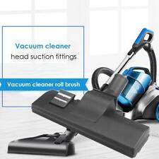 Universal Carpet Floor Nozzle Vacuum Cleaner Head Cleaning Tool for Midea (Black