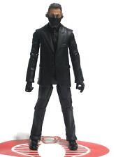 Batman Begins Action Figure Ducard Ra'S Ah Ghul Movie Masters