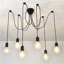 Vintage Pendant Light Large Chandelier Lighting Bar Ceiling Lights Kitchen Lamp