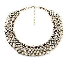Women's Fashion Jewelry Fun Daisy Grand Uk Princess Kate Middleton Hot Necklace