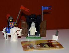 Lego Ritterburg 6034 Black Monarch's Ghost, OBA, Komplett