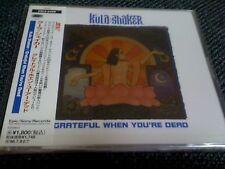 KULA SHAKER / greatful when you're dead / JAPAN LTD CD OBI NEW