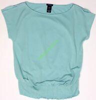 New Gap Womens Maternity Solid Split Sleeve Top NWOT Size sz XXS XS S M L XXL