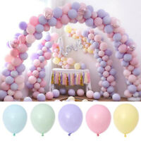 10x Latex Candy Color Pastel Balloon Wedding Party Baby Shower Decoration Ballon