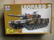 léopard 2 ESCI, 1/35, réf:5022