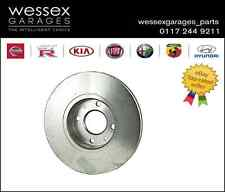 Genuine Nissan Micra Note Front Brake Disc - 40206AX600