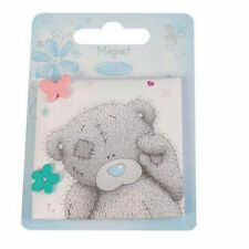 Me To You oso coleccionistas FRIDGE MAGNET Tatty Teddy está saludando-G01Q0536