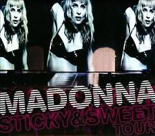 Madonna : Sticky and Sweet: Live (CD & DVD) (2CDs) (2010)