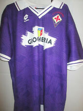 Fiorentina 1991-1992 Home Football Shirt Size xl /6011