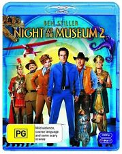 Night At The Museum 2 (Blu-ray, 2009)
