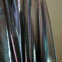 Mermaid Glitter Mesh Fabric Sheer Organza Gauze Gradient Dress Making DIY