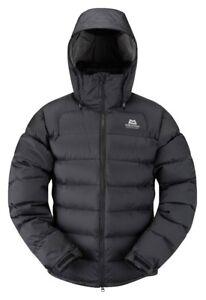 Mountain Equipment Lightline Jacket Men  Herren Daunenjacke mit Kapuze  schwarz