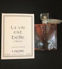 LA VIE EST BELLE L'ECLAT BY LANCOME EAU DE PARFUM 2.5oz FOR WOMEN TST BRAND NEW
