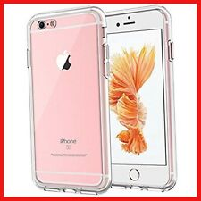 JETech Case for iPhone 6 and iPhone 6s, Shock-Absorption Bumper Cover, Clear HD
