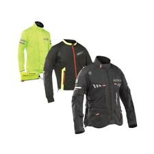 Giacca moto turismo M-Tech RAINFOREST + giubbotto Hyperlite MESH + RAINJACKET