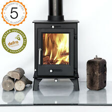 DEFRA APPROVED 5kw Ottawa + Clean Burn Woodburning Stove Stoves Multi Fuel
