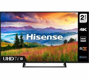 HISENSE 55A7300FTUK 55 inch Smart 4K Ultra HD HDR LED TV