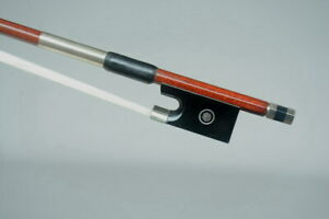 Strong &Flexibility!A Permanbucowood and Carbon Fiber Hybrided Violin bow! 61.5G