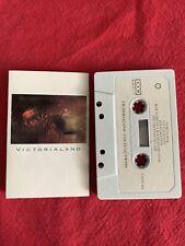 COCTEAU TWINS VICTORLAND SUPER RARE cassette UK 4AD