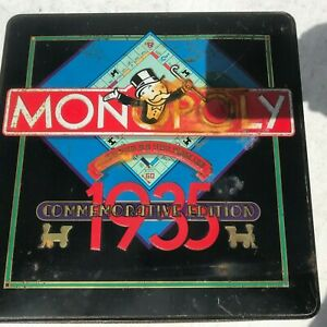 MONOPOLY 1935 Commemorative Game Replacement Parts NO tin