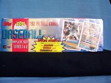 1994 TOPPS BASEBALL FACTORY SEALED SET 792- 25 BONUS CARDS 38 HALL OF FAMERS