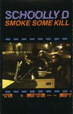 Smoke Some Kill By Schoolly D (cassette, 1988, Jive (usa))