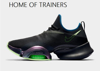 Nike Air Zoom SuperRep Black Green Men's Trainers All Sizes
