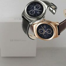 LG Leather Band 4GB Smart Watches