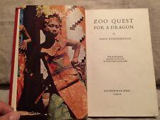 Zoo quest for a dragon - David Attenborough - 1957)