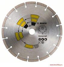 BRAND NEW BOSCH 230MM UNIVERSAL DIAMOND BLADE 2609256403 FREE POSTAGE