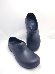 Skechers Work Oswald Clara Slip Resistant Women's Size 10 Rubber Clog Shoes