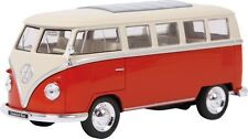 Miniature VW Volkswagen Classical Bus 1962 - Welly 1/31 (Neuf)