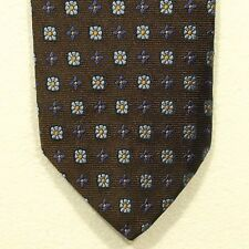 BROOKS BROTHERS MAKERS silk tie made in the USA width 3.5""