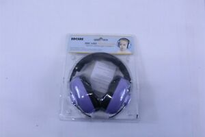 Toddler Hearing Protection Lavender Color Ear Muffs Age 3 Months +